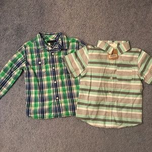 Toddle shirt bundle.